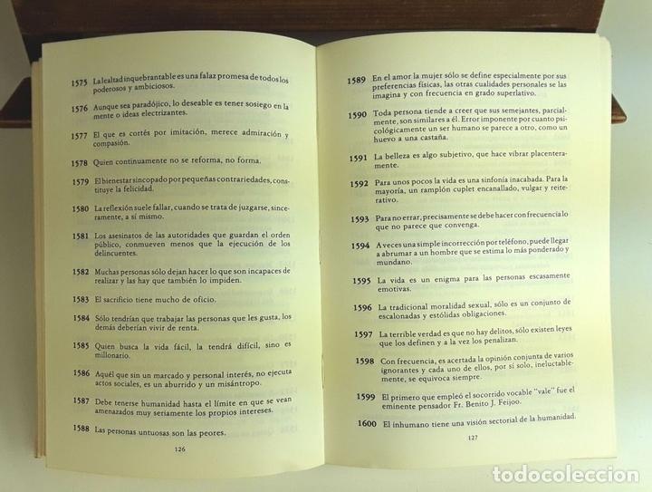 Libros de segunda mano: CAPICUA DE 5555. ANTONIO SOLANO. TIPOGRAFIA EMPÒRIUM. 1985. - Foto 4 - 99650651