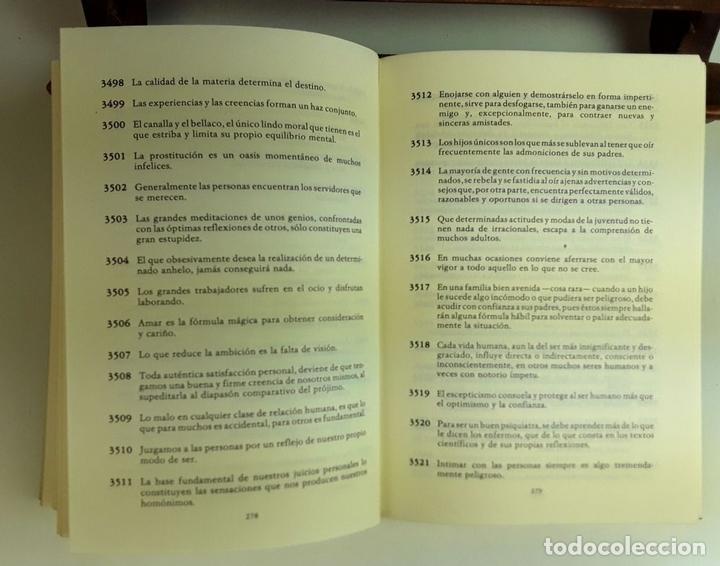 Libros de segunda mano: CAPICUA DE 5555. ANTONIO SOLANO. TIPOGRAFIA EMPÒRIUM. 1985. - Foto 5 - 99650651