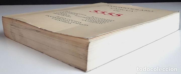 Libros de segunda mano: CAPICUA DE 5555. ANTONIO SOLANO. TIPOGRAFIA EMPÒRIUM. 1985. - Foto 6 - 99650651
