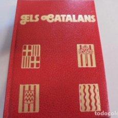 Libros de segunda mano: ELS CATALANS - VIDA I COSTUMS - NAUTA 1974 - 1ª ED - ENVIO GRATIS - STOCK DE BOTIGA IMPECABLE. Lote 99896239