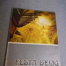 Second hand books - FESTA D´ELX. 1971 - 100067667