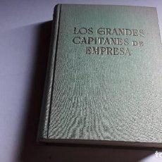 Libros de segunda mano: LOS GRANDES CAPITANES DE EMPRESA.....F. ESTRADA SALADICH....1959.... Lote 101268211