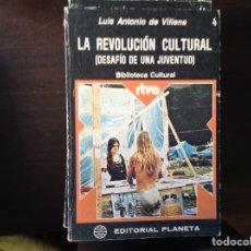 Libros de segunda mano: LA REVOLUCIÓN CULTURAL. LUIS ANTONIO DE VILLENA. Lote 103898039