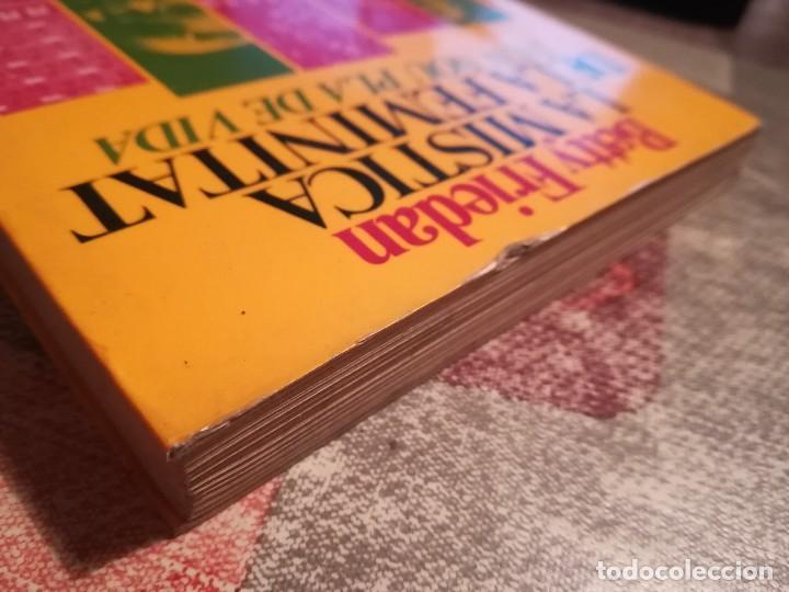 Libros de segunda mano: La mística de la feminitat - Betty Friedan - 2/Un nou pla de vida - 1975 - en català - Foto 5 - 109158435