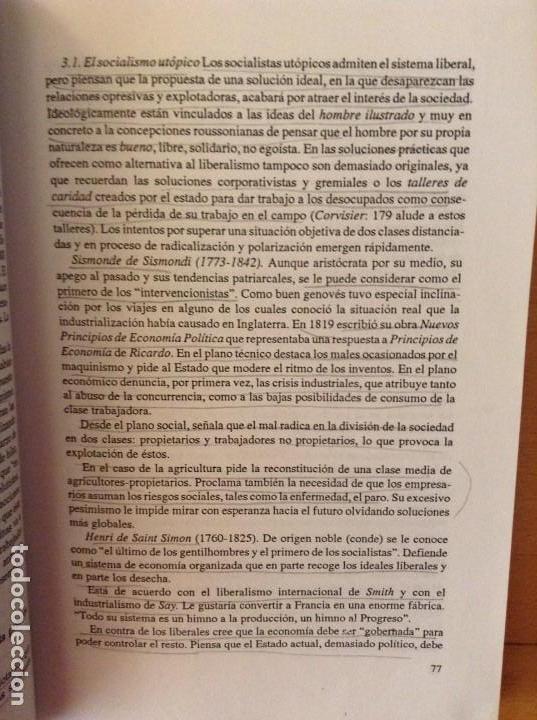 Libros de segunda mano: SOCIOLOGIA DE LAS RELACIONES INDUSTRIALES EN LA SOCIEDAD POSTMODERNA (LUIS SARRIES SANZ) - Foto 4 - 110016671