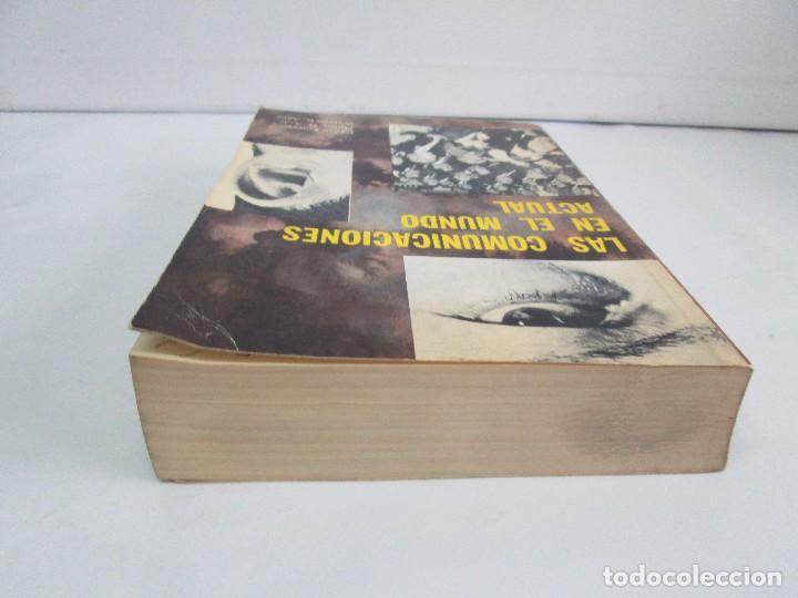 Libros de segunda mano: LAS COMUNICACIONES EN EL MUNDO ACTUAL. EDWIN EMERY. PHILLIP H. AULT. WARREN K. AGEE. 1967 - Foto 5 - 111575303