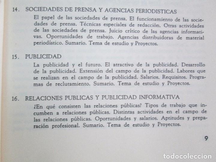 Libros de segunda mano: LAS COMUNICACIONES EN EL MUNDO ACTUAL. EDWIN EMERY. PHILLIP H. AULT. WARREN K. AGEE. 1967 - Foto 13 - 111575303