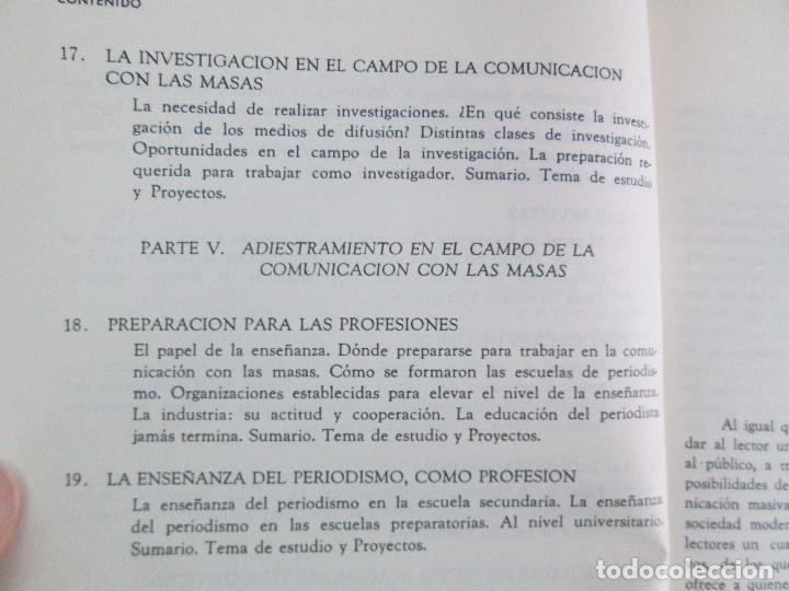 Libros de segunda mano: LAS COMUNICACIONES EN EL MUNDO ACTUAL. EDWIN EMERY. PHILLIP H. AULT. WARREN K. AGEE. 1967 - Foto 14 - 111575303