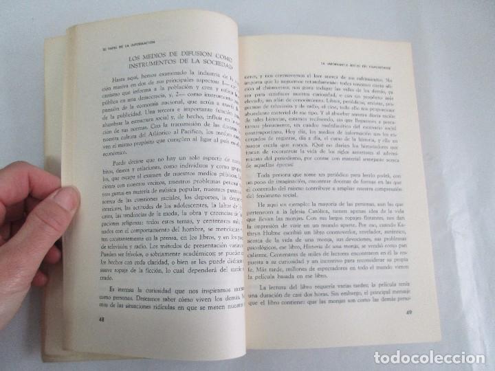 Libros de segunda mano: LAS COMUNICACIONES EN EL MUNDO ACTUAL. EDWIN EMERY. PHILLIP H. AULT. WARREN K. AGEE. 1967 - Foto 15 - 111575303