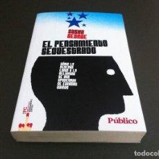 Libros de segunda mano: SUSAN GEORGE. EL PENSAMIENTO SECUESTRADO... ED. DIARIO PÚBLICO, 2009. Lote 112037587