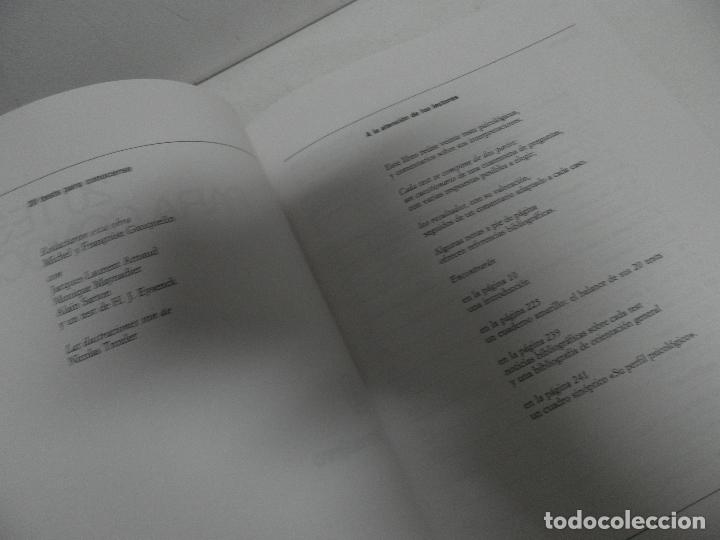 Libros de segunda mano: 20 Test para conocerse. Michel y Francoise Gauquelin,VER FOTOS - Foto 2 - 112088367