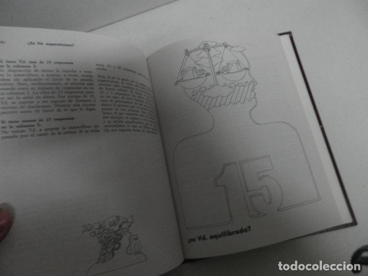 Libros de segunda mano: 20 Test para conocerse. Michel y Francoise Gauquelin,VER FOTOS - Foto 7 - 112088367