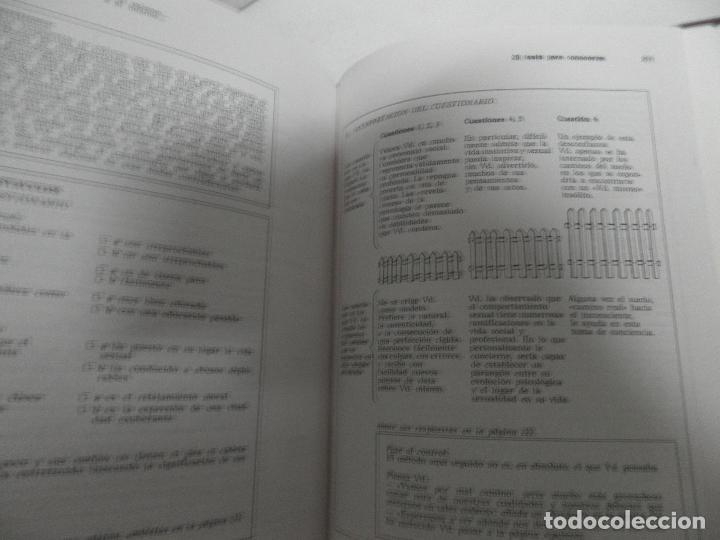 Libros de segunda mano: 20 Test para conocerse. Michel y Francoise Gauquelin,VER FOTOS - Foto 10 - 112088367