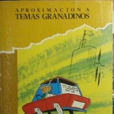Libros de segunda mano: INFORME DEFORME SOBRE LA MALAFOLLÁ GRANAÍNA A TRAVÉS DE LOS TIEMPOS JOSE Gª LADRÓN DE GUEVARA / MART. Lote 115175723