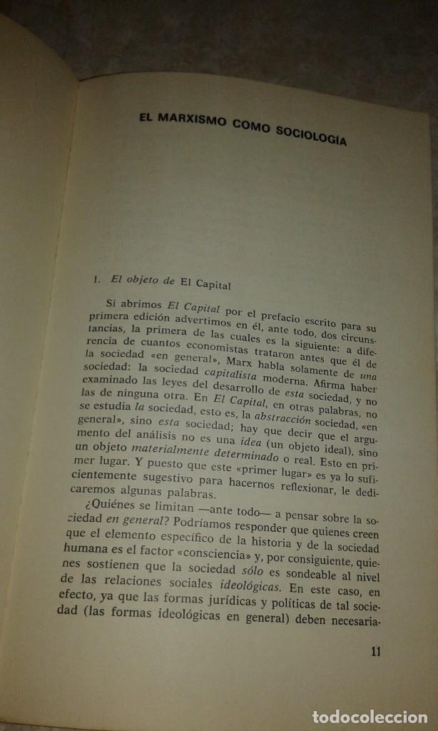 Libros de segunda mano: Ideología y sociedad - Lucio Colletti - Libros de confrontación - Filosofía 6 - Barcelona 1975 - Foto 3 - 115187787