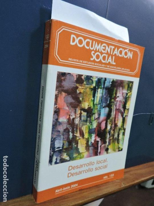 DOCUMENTACIÓN SOCIAL. REVISTA DE ESTUDIOS SOCIALES Y DE SOCIOLOGÍA APLICADA, Nº133 (Libros de Segunda Mano - Pensamiento - Sociología)