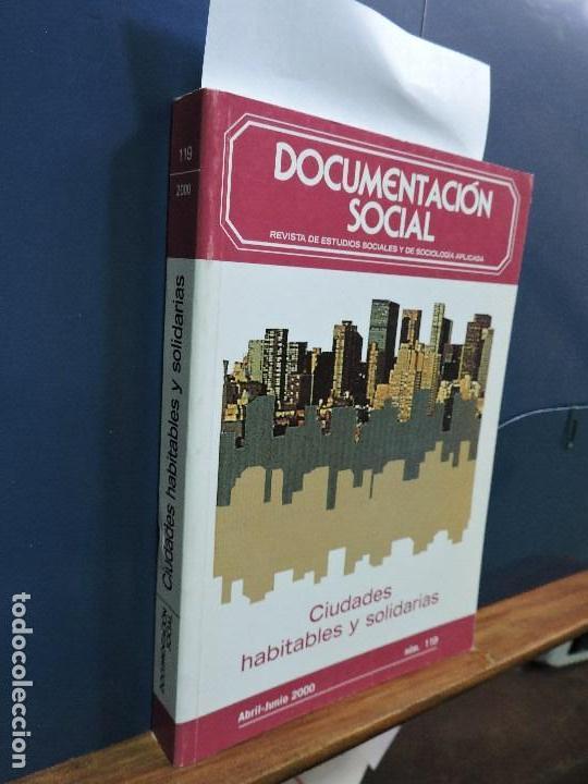 DOCUMENTACIÓN SOCIAL. REVISTA DE ESTUDIOS SOCIALES Y DE SOCIOLOGÍA APLICADA, Nº119 (Libros de Segunda Mano - Pensamiento - Sociología)