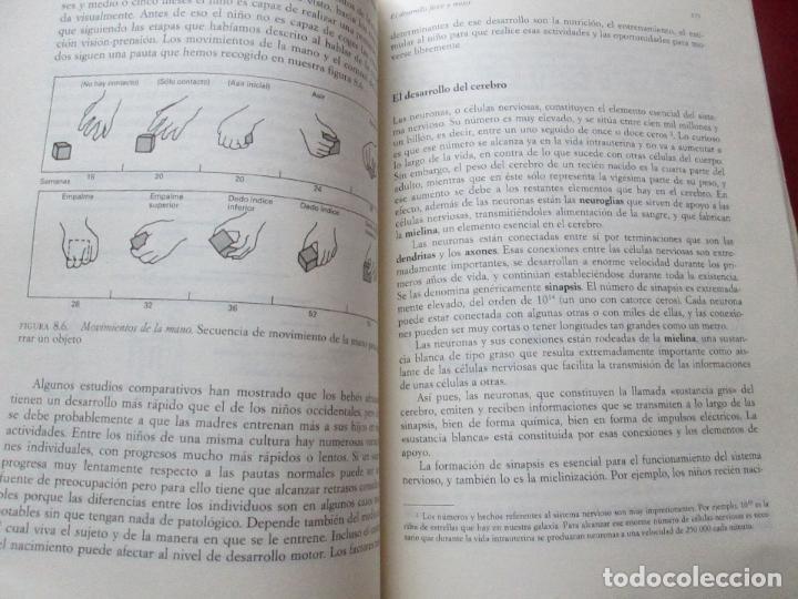 Libros de segunda mano: libro-el desarrollo hmano-juan delval-siglo xxi editores-1ªedición-1994-ver fotos - Foto 5 - 117700731