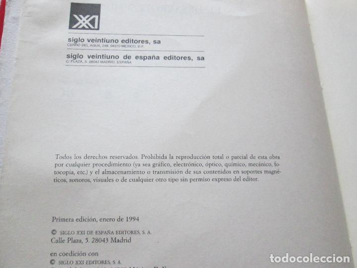 Libros de segunda mano: libro-el desarrollo hmano-juan delval-siglo xxi editores-1ªedición-1994-ver fotos - Foto 8 - 117700731