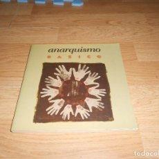 Libros de segunda mano: ANARQUISMO BASICO - ILUSTRADO - VER FOTO ADICIONAL. Lote 121645447