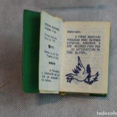 Libros de segunda mano: PALABRAS QUE GUIAN,PENSAMIENTOS SELECCIONADOS,IMPRESO EN GESCO,PERÚ,MINILIBRO.. Lote 121664307