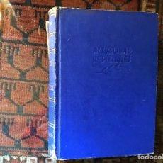 Libros de segunda mano: AMERICANOS DE NORTEAMÉRICA. J. FRANK. 1.946. Lote 123361724