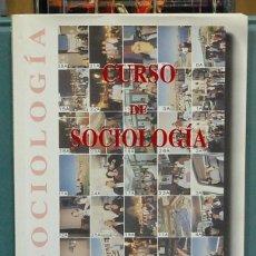 Libros de segunda mano: LMV - CURSO DE SOCIOLOGÍA. CRISTIBA GUIRAO-FERNÁNDEZ BAÑULS. Lote 124609403