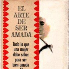 Libros de segunda mano: EL ARTE DE SER AMADA. ILUSTRACIONES DE PIERRE SIMON. EDICIONES CASTILLA, S.A. 1966.. Lote 125028595