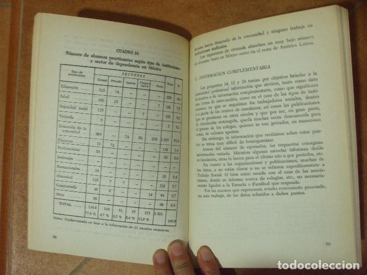 Libros de segunda mano: Las escuelas en el trabajo social en america latina Norberto Alayon Hvmanitas - Foto 3 - 125261243