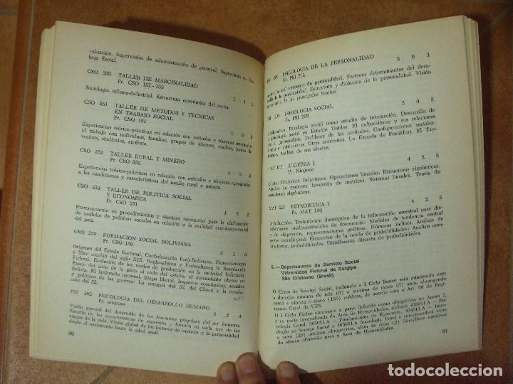 Libros de segunda mano: Las escuelas en el trabajo social en america latina Norberto Alayon Hvmanitas - Foto 4 - 125261243