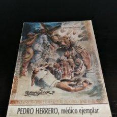 Libros de segunda mano: FEDERICO SALA - PEDRO HERRERO, MÉDICO EJEMPLAR. Lote 128205579