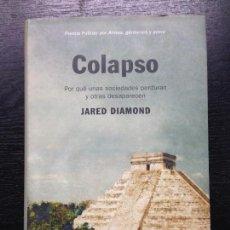 Libros de segunda mano: COLAPSO, DIAMOND, JARED, 2006. Lote 128909943