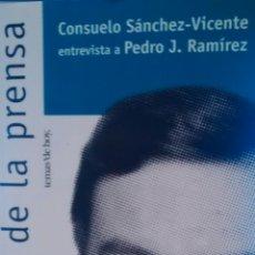 Libros de segunda mano: EL PODER DE LA PRENSA DE CONSUELO SÁNCHEZ-VICENTE (TEMAS DE HOY). Lote 131374030