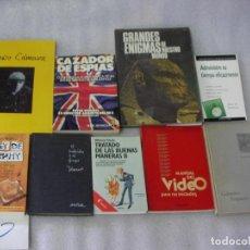 Libros de segunda mano: ADMINISTRE SU TIEMPO EFICAZMENTE (CG3) . Lote 132222298
