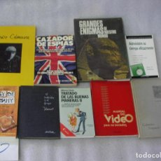 Libros de segunda mano: TRATADO DE LAS BUENAS MANERAS (CG3) . Lote 132222390