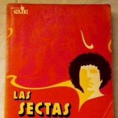 Libros de segunda mano: LAS SECTAS Y LA JUVENTUD; RONALD ENROTH - CLIE 1980. Lote 132239574