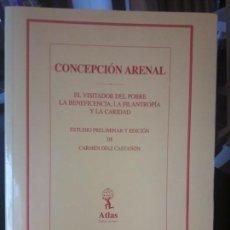 Libros de segunda mano: EL VISITADOR DEL POBRE Y OTROS TITULOS. OBRAS COMOLETAS VOL. 1. ED. ATLAS. . Lote 134480454