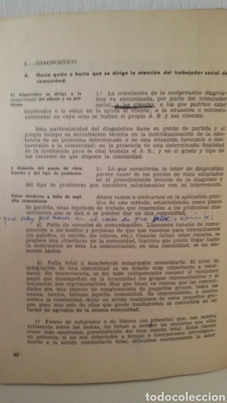 Libros de segunda mano: DOCUMENTACIÓN SOCIAL. CENTRO DE ESTUDIOS DE SOCIOLIGÍA APLICADA (CESA). CÁRITAS ESPAÑOLA. 7 NÚMEROS - Foto 10 - 136673230