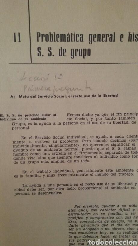 Libros de segunda mano: DOCUMENTACIÓN SOCIAL. CENTRO DE ESTUDIOS DE SOCIOLIGÍA APLICADA (CESA). CÁRITAS ESPAÑOLA. 7 NÚMEROS - Foto 11 - 136673230