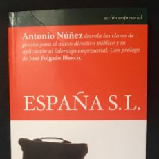 Libros de segunda mano: ESPAÑA S.L.. Lote 137743118