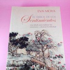 Libros de segunda mano: LIBRO-EL ÁRBOL DE LOS SENTIMIENTOS-EVA MOYA-STYRIA-2010-NUEVO-VER FOTOS. Lote 137937742