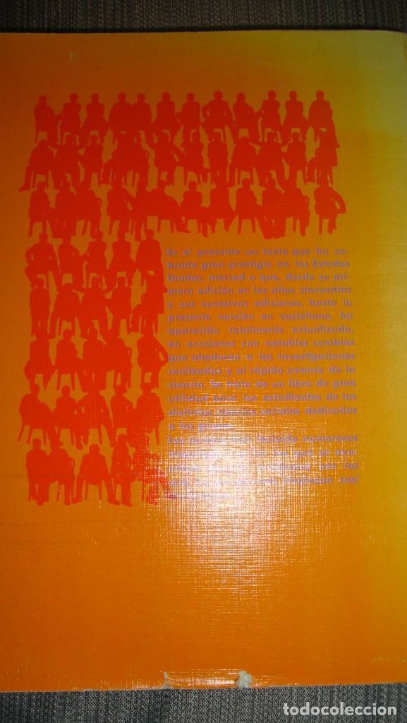 Libros de segunda mano: DINAMICA DE GRUPOS. INVESTIGACION Y TEORIA. CARTWRIGHT/ ZANDER - Dorwin/ Alvin. - - Foto 2 - 138554730