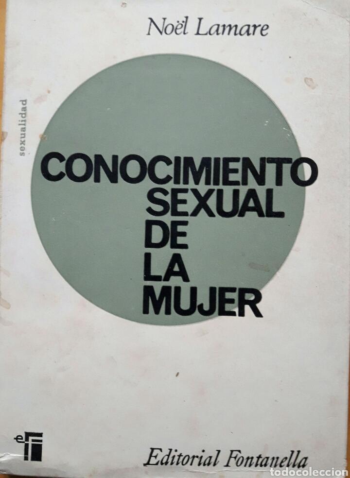 CONOCIMIENTO SEXUAL DE LA MUJER (Libros de Segunda Mano - Pensamiento - Sociología)
