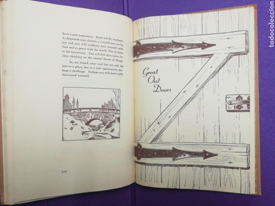 Libros de segunda mano: Your cabin in the woods. Conrad E. Meinecke Walden Thoreau - Foto 7 - 140283708
