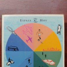 Libros de segunda mano: ABC DE LA OPINIÓN ESPAÑOLA AMANDO DE MIGUEL MARTA ESCUIN ESPASA HOY. Lote 140421884