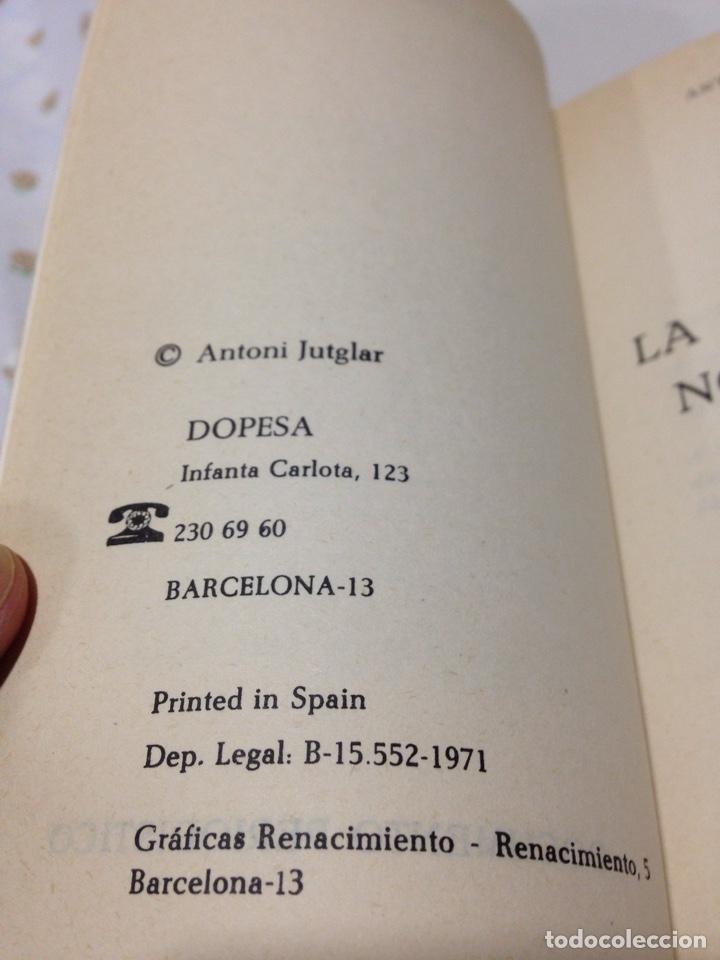 Libros de segunda mano: Antoni Jutglar. La España que no pudo ser. Dopesa, 1a ed, Bcn 1971. - Foto 4 - 180433593
