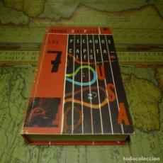 Libros de segunda mano: LOS 7 PECADOS CAPITALES. FERNANDO DÍAZ-PLAJA. EDICIONES MARTE 1968. . Lote 141483298