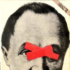 Libros de segunda mano: MANUEL MARTÍN SERRANO. COMTE, EL PADRE NEGADO. ORÍGENES DE LA DESHUMANIZACIÓN. MADRID, 1976. Lote 141656306