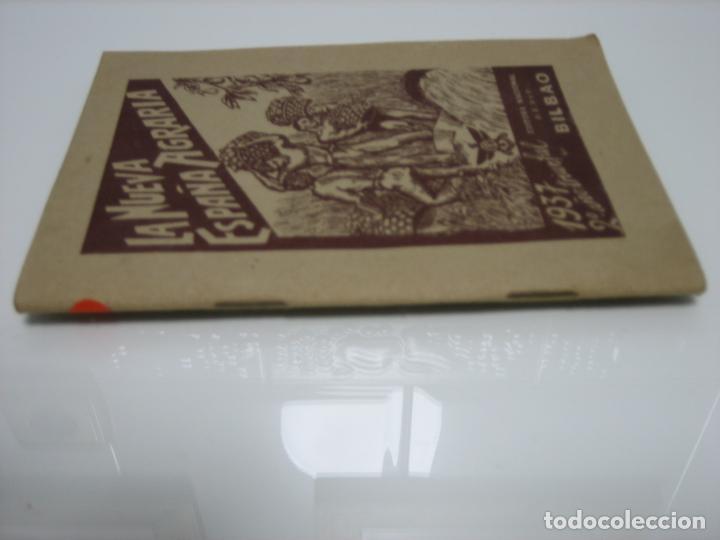 Libros de segunda mano: La nueva España agraria 1937. Bilbao - Foto 4 - 142851614