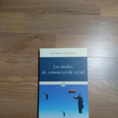 Second hand books - Los medios de comunicación social. Raymond Williams. - 143333806